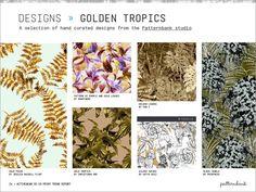 SS19 Activewear Print & Pattern Trend Report - Patternbank