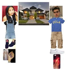 """🎈kaycee & logan🎈are going to toni & devon's april fools party"" by geazybxtch24 ❤ liked on Polyvore featuring interior, interiors, interior design, home, home decor, interior decorating, Timberland, Warehouse, Gap and Vans"