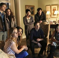 Pretty Little Liars Season 5 Finale Spoilers: Ezria, Spoby, and Haleb — Oh, My!