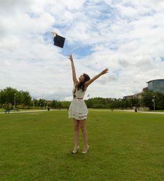 Graduation Picture Idea- UCF