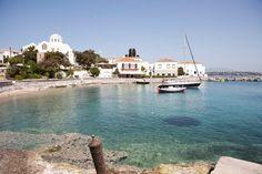 VISIT GREECE  Spetses, Argosaronic gulf