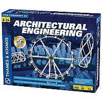 Build your foundation in architectural design with this awesome Thames & Kosmos Architectural Engineering experiment kit. Do you want to be an architect or an engineer? Architectural Engineering, Science Kits, Kids Toys, Architecture Design, Childhood Toys, Children Toys, Architecture Illustrations, Toddler Toys, Architecture Drawings