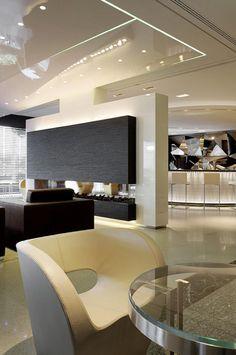 Hotel President Wilson in Geneva, lounge Glow _