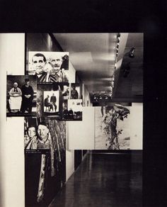 view of the exhibition The Family of Man