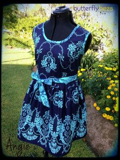 Custom order - Angie Dress