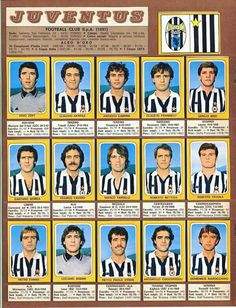 Udinese of Italy team stickers for Juventus Football Club, Juventus Fc, Retro Football, Football Kits, Italy Team, Football Stickers, Turin, Soccer, Baseball Cards