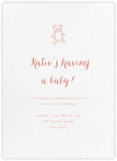 baby shower invitations paperless post kristen s baby shower
