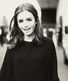 Lily Collins-those eyebrows