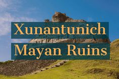 Come and join Santiago Juan and his staff of tour guides for our most popular horseback riding tour to Xunantunich Mayan ruins here in San Ignacio, Belize.