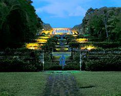 'Versailles Garden', Bahamas