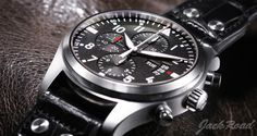 IWC  Pilots Watch Double Chronograph / Ref.IW377801