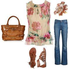 Summer Flora, created by lobranigin