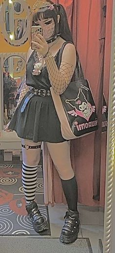 Adrette Outfits, Swaggy Outfits, Grunge Outfits, Cute Casual Outfits, Fashion Outfits, Aesthetic Grunge Outfit, Aesthetic Clothes, Alternative Outfits, Alternative Fashion