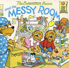 Kelly & Becca do you remember this one?! Berenstain Bears books, sooo much fun to read when you were little wish you could always be little girls!