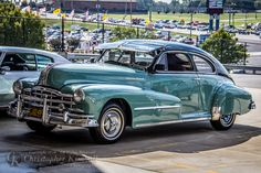 This little gem is a Pontiac Silver Streak. It was up for auction at the Food Lion Auto Fair in Concord, NC.
