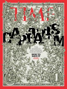Capitalism How to Save It Time Magazine Cover
