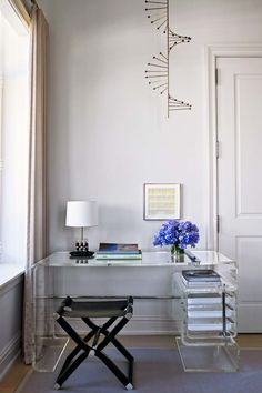 Modern Bedroom and Shelton, Mindel & Associates in New York, NY