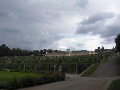 Palacio del parque Sanssouci - Potsdam - Alemania