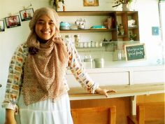 """a beautiful cafe I've visited. Their tag line said, """"When you're here, you're family."""""""