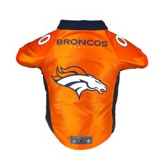 Denver Broncos Pet Premium Jersey - Small