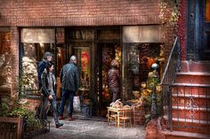 New York ~ Greenwich Village Gift Shop