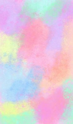 New Wall Paper Iphone Pastel Colour 66 Ideas Pastel Color Wallpaper, Rainbow Wallpaper, Watercolor Wallpaper, Iphone Background Wallpaper, Kawaii Wallpaper, Aesthetic Iphone Wallpaper, Galaxy Wallpaper, Colorful Wallpaper, Screen Wallpaper