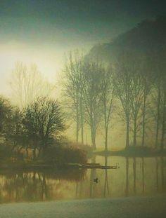 Orfű, Pécsi lake 2015