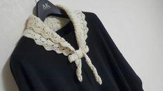 고급스럽고 고상한 케이프 뜨는 법을 소개하려 합니다.혹 뜨시다가 이해가 잘 안되거나 막히는 부분있으시... Crochet Shawl, Crochet Patterns, Embroidery, Knitting, Beautiful, Fashion, Crocheting, Moda, Needlepoint