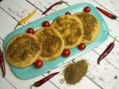 Chlebki z zaatarem