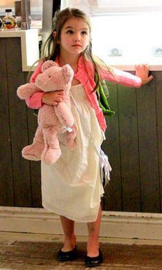 Suri Cruise is the cutest I hope my daughter is just as adorable!