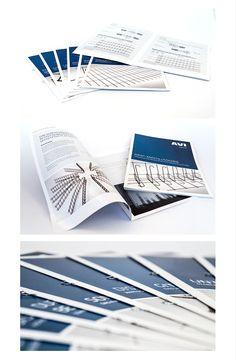 gestaltung einer produktfolder-serie für avi – alpenländische veredelungs-industrie Corporate Identity, Editorial Design, Storage, Home Decor, Purse Storage, Decoration Home, Room Decor, Interior Design, Brand Identity