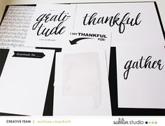 Thankful, Gratitude,