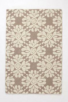 Master Bedroom Rug? - Anthropologie Coqo Floral Rug