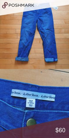 & Other Stories Boyfriend Jeans Cute rolled up boyfriend jeans from & Other Stories! New with tags. & Other Stories Jeans Boyfriend