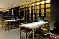 Três Arquitetura (@tresarquitetura)  #interiordesign #shelf