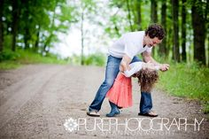 daddy-daughter dance  MUST DO: Have framed at her wedding one day! :)