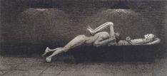 Alfred Kubin: Expresionismo, sátira, fantasía y oscuridad - TrianartsTrianarts