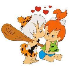 Flintstones  - Pebbles & Bamm Bamm