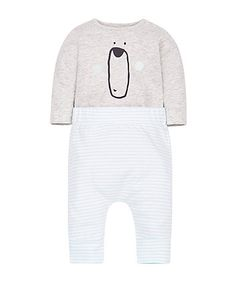 Bear Bodysuit and Joggers Set | sets & outfits | Mothercare