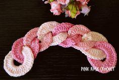 PINK ROSE CROCHET: Resultados da pesquisa rosa com elos