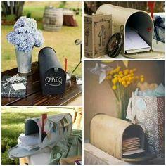 Wedding Mailbox Card Holder: BUY or DIY? | Pinterest | Wedding ...