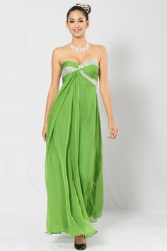 eDressit Green Amazing Evening Gown (00102004)