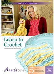 Learn Crochet : ... about Learn-To DVDs on Pinterest Learn to crochet, Knits and Crochet