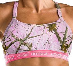 Camo bra --Under Women\'s Camo Mesh Bra, Women\'s Active Tops, Women\'s Activewear Clothing, Women\'s Clothing, Clothing : Cabela\'s Cute Gym Outfits, Camo Outfits, Sporty Outfits, Camo Bra, Women's Camo, Pink Camouflage, Realtree Camo, Sexy Workout Clothes, Mesh Bra