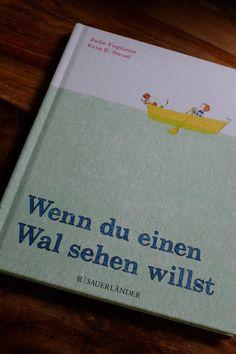 Unser Bilderbuch.de-Tipp des Tages: »Wenn du einen Wal sehen willst« von Julie Fogliano und Erin E. Stead | übersetzt von Uwe-Michael Gutzschhahn | Sauerländer / S. Fischer |  Die (Wieder-)Entdeckung der Langsamkeit: poetisch, leise und in zarten Bildern verrät Julie Fogliano in »Wenn du einen Wal sehen willst«, wie das ganz sicher klappt, das mit der Walbeobachtung. |  http://www.bilderbuch.de/product/96155-wenn-du-einen-wal-sehen-willst