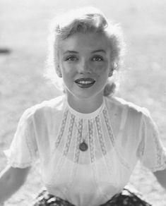 Marilyn. Photo by J.R Eyerman, 1951.
