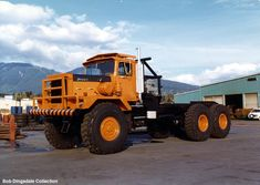 . Pacific roughneck 6x6