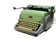 maquina de escribir antigua - Google Search