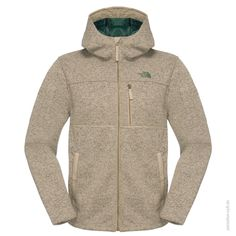 e51ce19e2830 North Face Kp.Fleece Jacke Man COSMOS Bequeme, funktionale Strickjacke mit  Kapuze und flauschigem Innenflee... Paradise Sylt