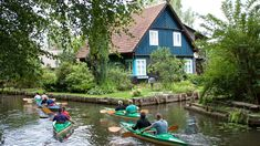 Wir präsentieren sieben Ideen für herrliche Kanu-Touren in Deutschland Au Pair, Germany Travel, Geo, Wanderlust, Places, Holiday Ideas, Europe, Canoeing, Boating Holidays